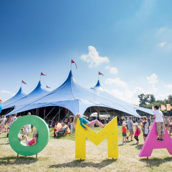 The Siam Tent at WOMAD