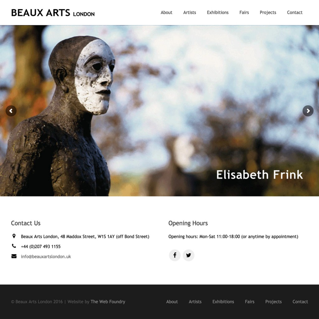 Beaux Arts London