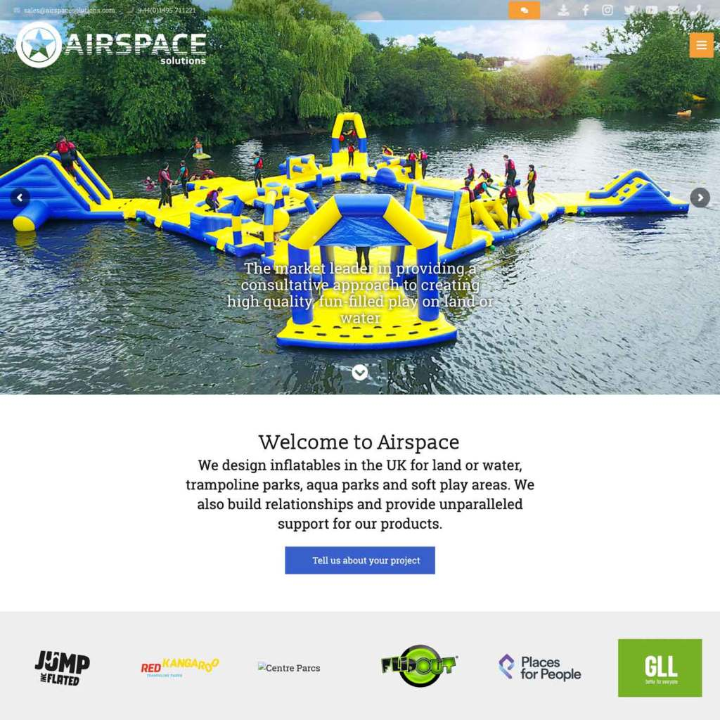 Airspace Website